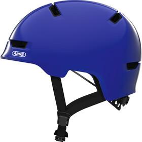 ABUS Scraper 3.0 Pyöräilykypärä Lapset, shiny blue